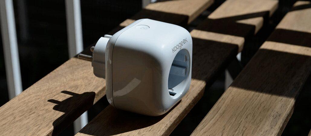 Photo de TEST – Prise connectée KooGeek : Contrôle ta maison avec HomeKit