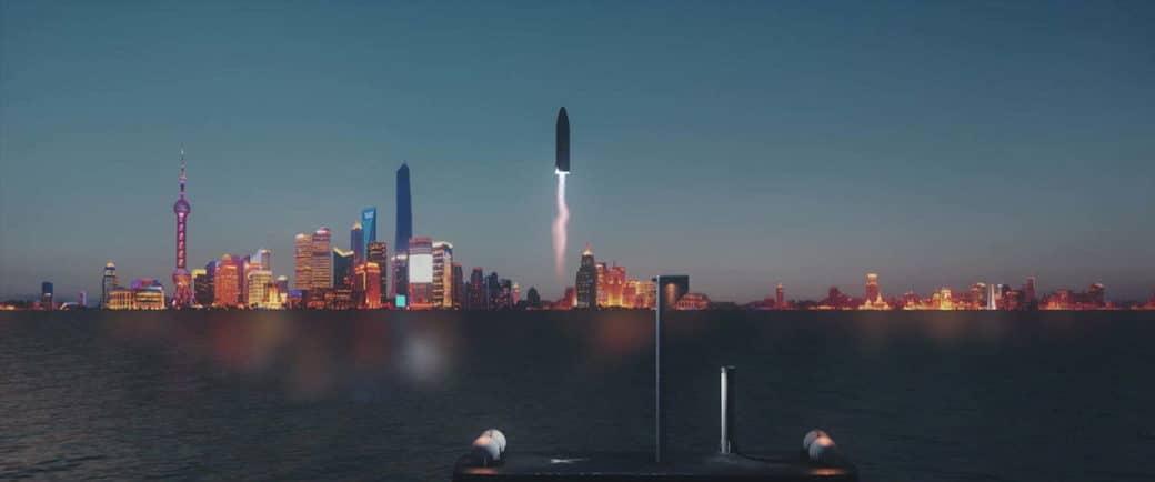 Photo de Voyagez partout dans le monde en moins d'une heure grâce à Elon Musk !