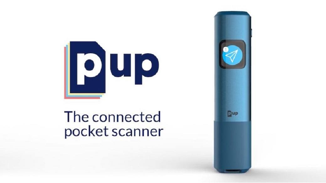 Photo of Startup – Pup Scan : Pour tout scanner d'un doigt