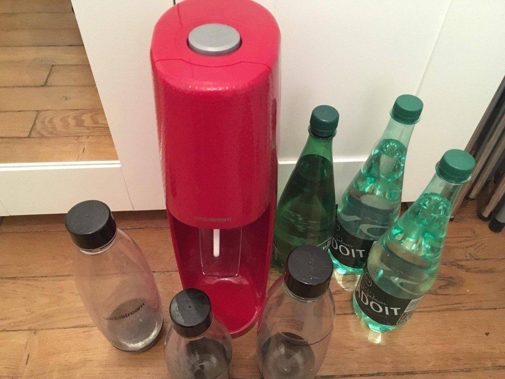 Photo of Avec Sodastream, réalise toi-même ton eau gazeuse