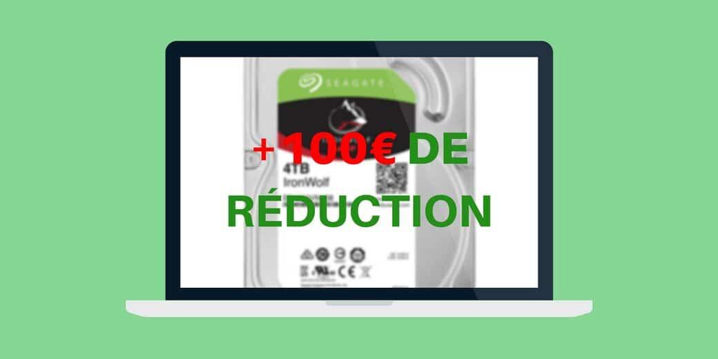 Photo of Les Bons Plans du Geek : 60€ de réduction sur le disque dur Seagate 4To et bien d'autres – 16 Novembre