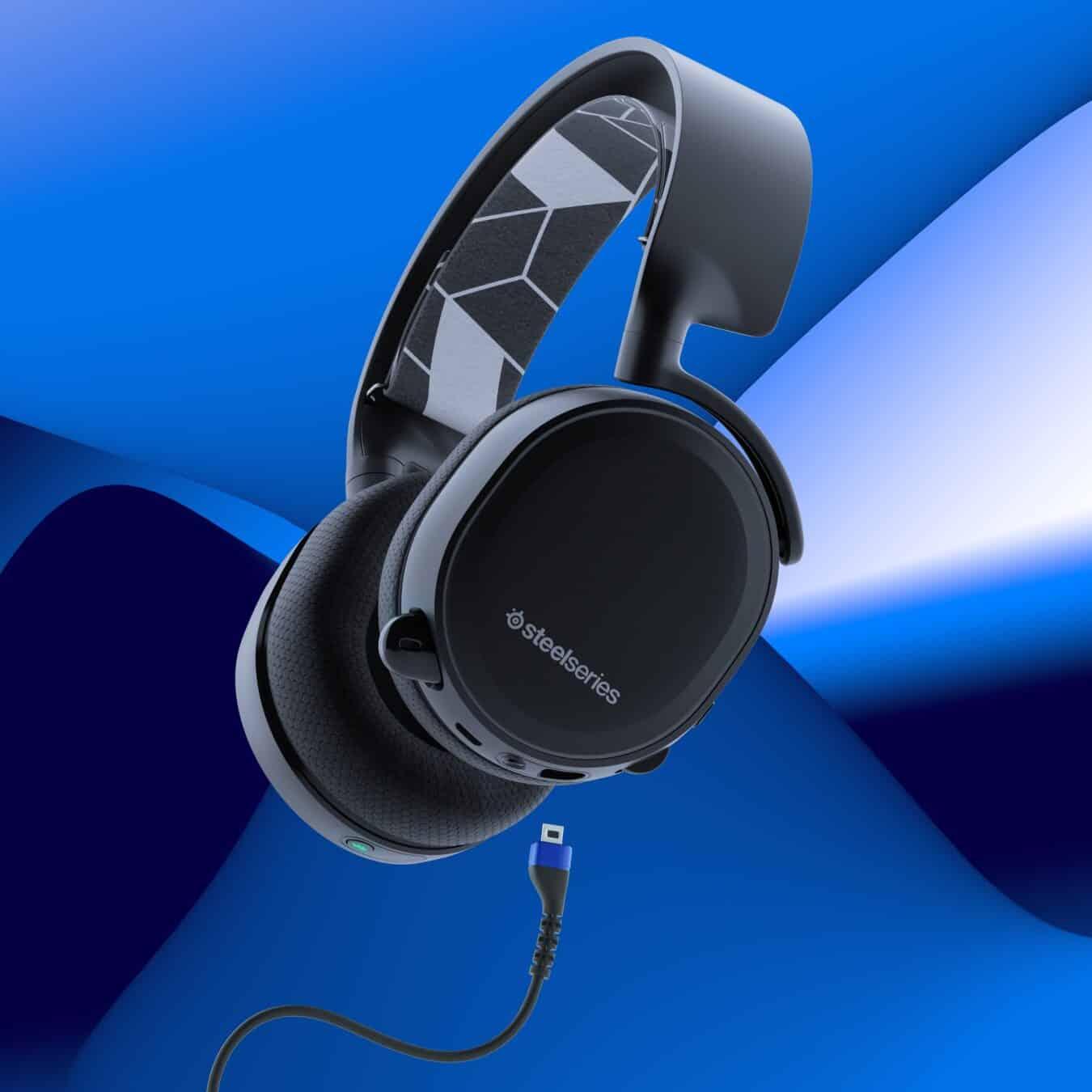Photo of SteelSeries présente son casque Arctic 3 Bluetooth pour une double utilisation
