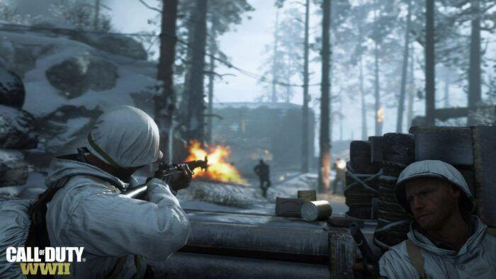 Jeux PC CoD:WWII