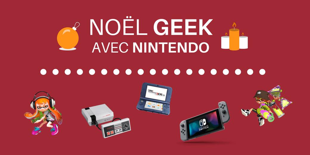 Photo de Liste de Noël – Pour profiter d'un Noël Geek avec Nintendo