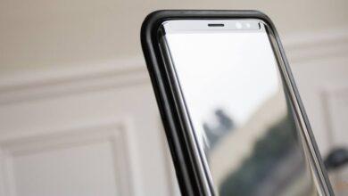 Photo of TEST – Vitre en verre trempé d'Olixar pour Galaxy S8