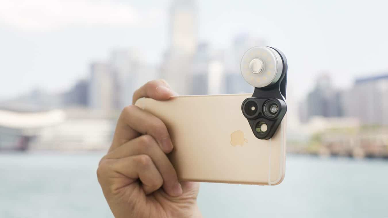 Photo de TEST – Revolcam : L'objectif photo 3 en 1 ultra-performant pour smartphone