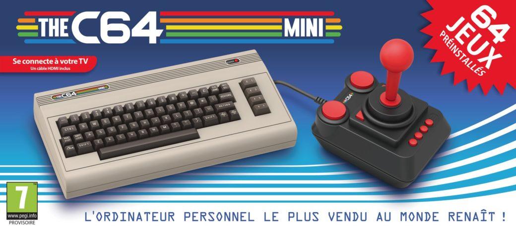 Photo de 35 ans après il est de retour : Le C64 revient