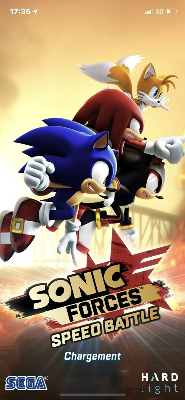 Photo of Sonic Forces : Speed Battle : L'envol du hérisson bleu ?