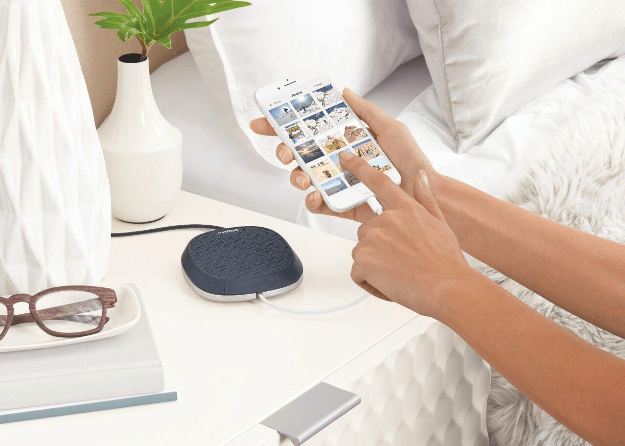 Photo de SanDisk – Les solutions pour avoir plus de mémoire sur votre smartphone