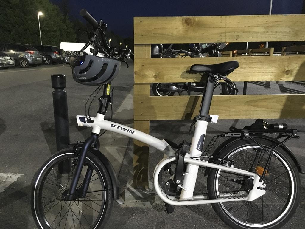 Photo de TEST – Casque connecté de SENA : Quand le vélo rencontre la technologie !