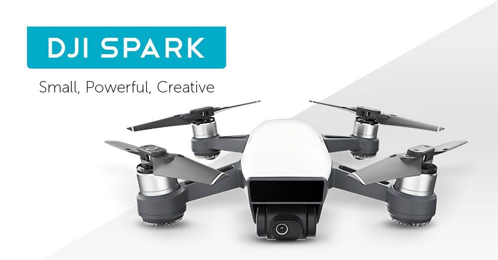 Photo de Les Bons Plans du Geek : DJI Spark Mini à 353€ et bien d'autres – 19 Décembre