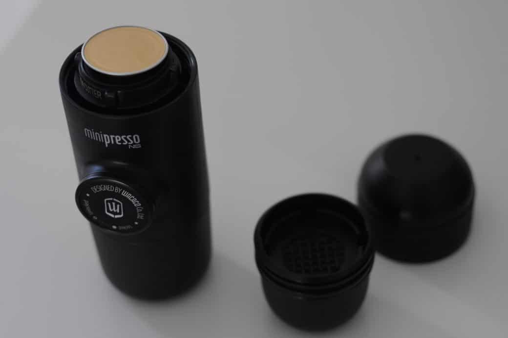 Photo de Test – Wacaco MiniPresso NS – Le café à emporter partout
