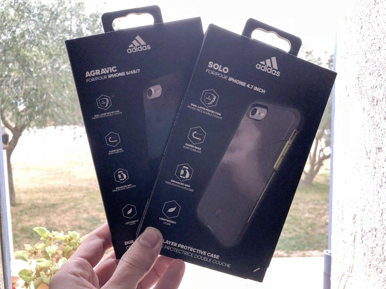 Photo de TEST – Adidas SOLO et AGRAVIC : Des coques sportives au quotidien