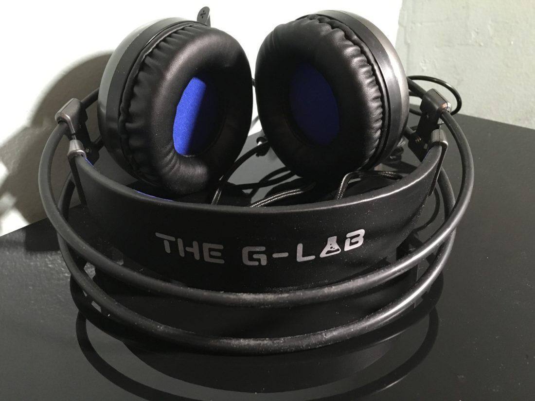 Photo de Test – Korp Selenium The G- Lab : Casque petit prix pour grand Gamer