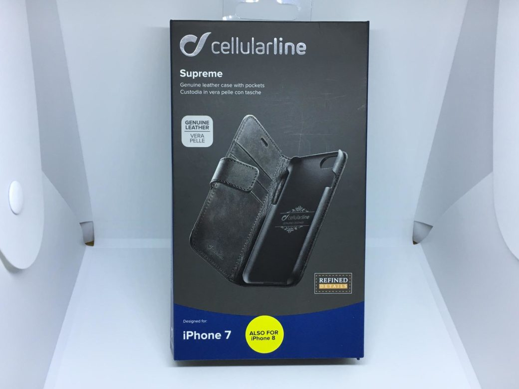 Photo of Test – Etui Supreme pour iPhone : Une élégance signée Cellularline