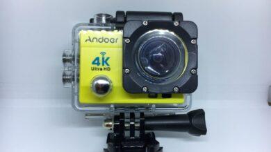 Photo of Test – Action Cam Andoer : Une caméra embarquée 4K à moins de 30 euros