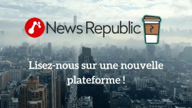 Photo of Le Café du Geek est sur une nouvelle plateforme : News Republic !