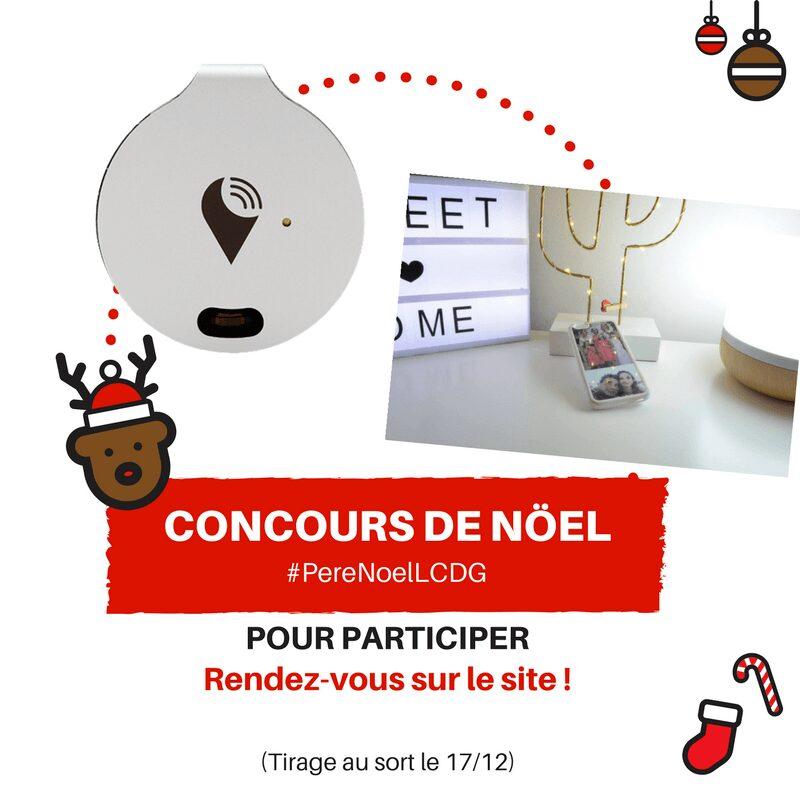 Photo of Le Calendrier du Geek – Jour 3 : Une coque Lakokine et un TrackR Bravo (50€)