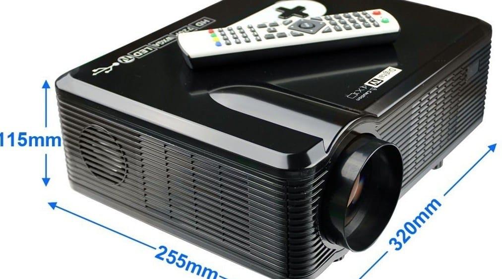 Photo de Les Bons Plans du Geek : Le projecteur Excelvan CL720 à 93€ et bien d'autres – 23 Décembre