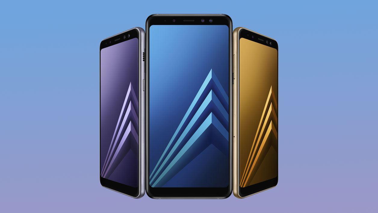 Photo of News : Samsung dévoile son nouveau Galaxy A8, petit frère du Galaxy S8
