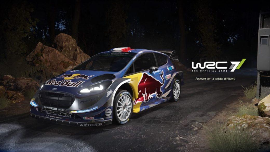 Photo de Test – WRC 7 : La meilleure référence du Rallye sur console
