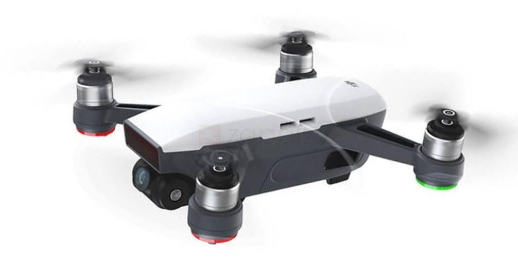 Photo de Les Bons Plans du Geek : Le Mini Selfie Drone de DJI Spark et bien d'autres – 02 Décembre