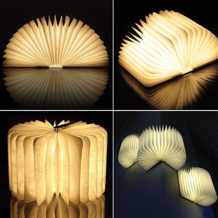 livre lampe cadeau