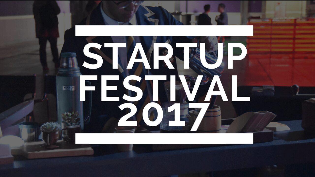 Photo de Startup Festival 2017 Séoul, Corée du Sud – Le plus gros salon Startup d'Asie mais …