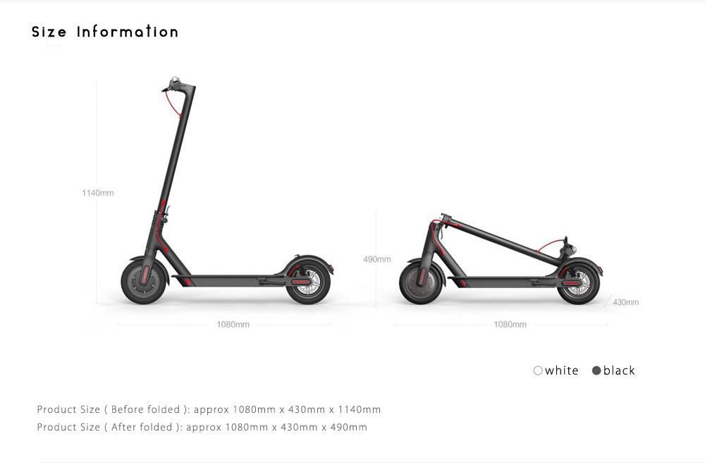 Photo of Les Bons Plans du Geek : Trottinette électrique Xiaomi à 288€ et bien d'autres – 6 décembre