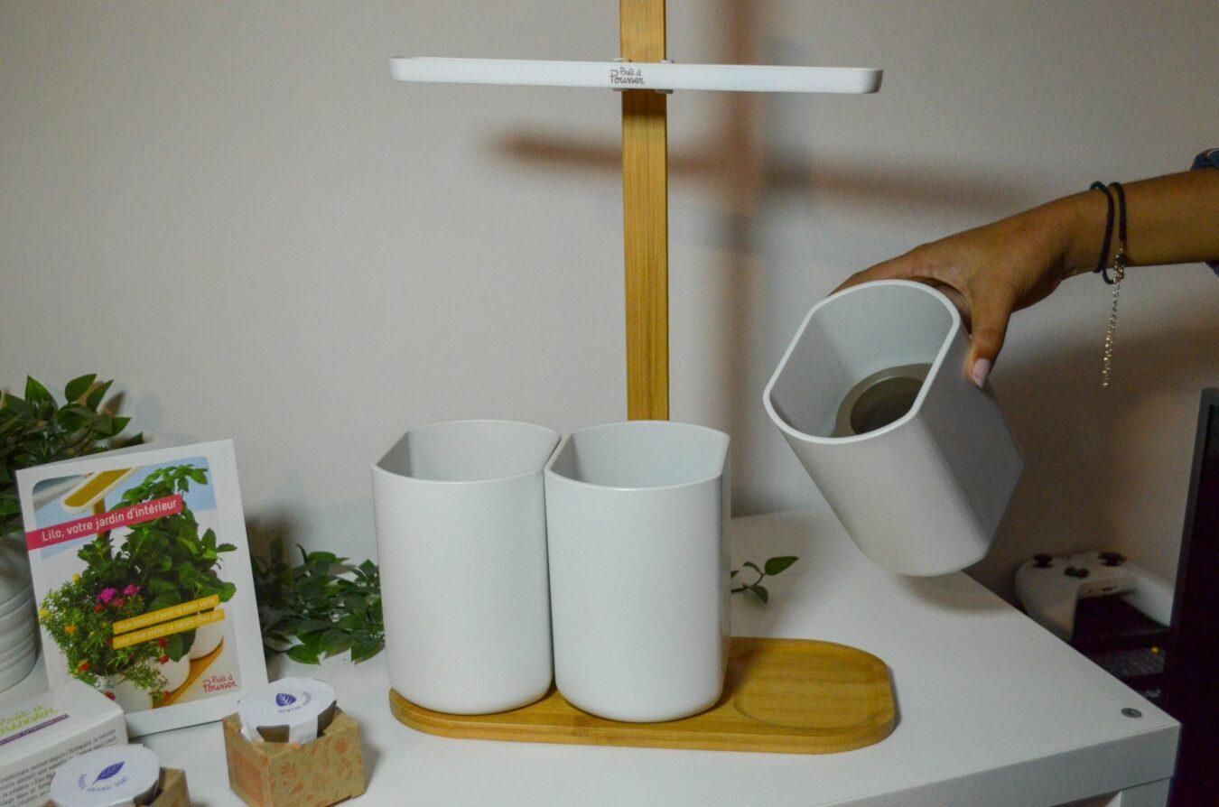 Photo de Test – Smart Lilo : Un potager connecté dans sa cuisine