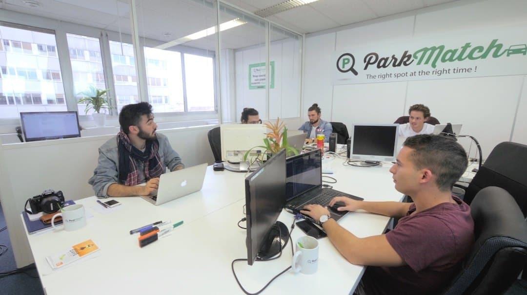 Photo de StartUp – ParkMatch : Location de parkings entre particuliers
