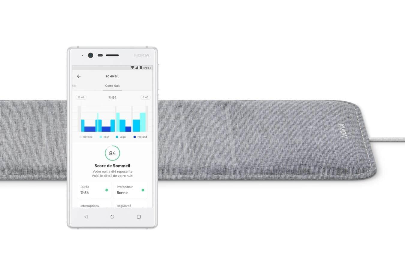 Photo of #CES2018 – Nokia améliore le sommeil avec sa Steel HR Rose Gold et le Sleep !