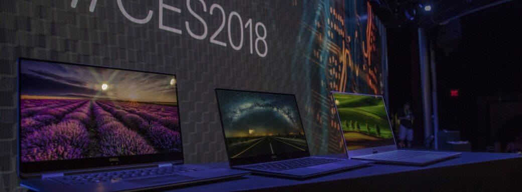CES2018 Dell Front