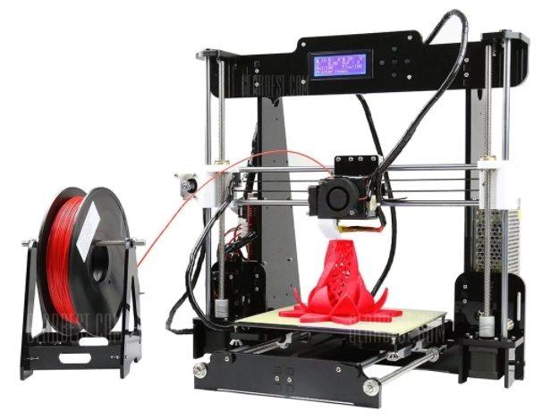 Photo de Bons Plans Geek : Imprimante 3D Anet A8 pour 121€ et bien d'autres – 15 Janvier