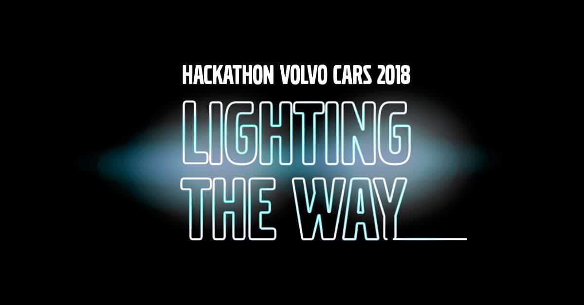 Photo de Volvo vous offre 40 000€ contre une bonne idée avec « Lighting the way »