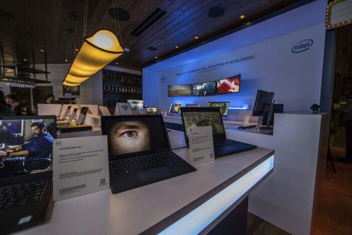 Dell CES2018 XPS 15