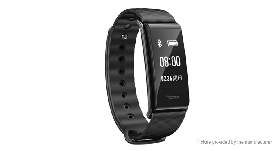 Photo de La dernière montre connectée Huawei Band 3 en promotion pour 25€ – Bons Plans Geek 01 Février 2018