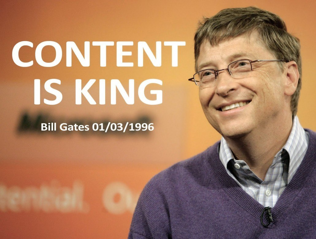 Photo of Comment attirer des internautes selon Bill Gates avec le content marketing