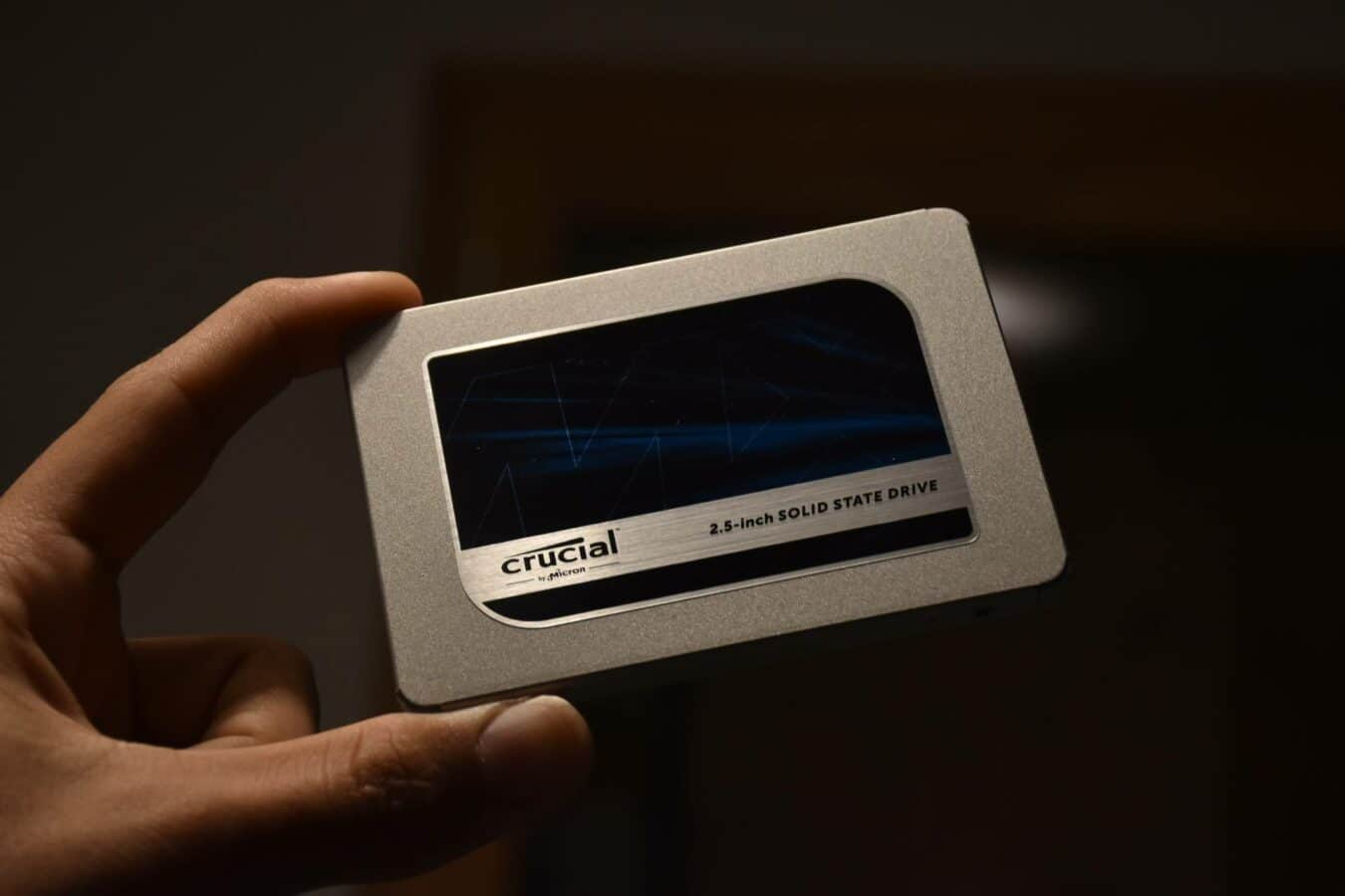 Photo de Test – SSD Crucial MX500 500 Go : un adversaire imbattable
