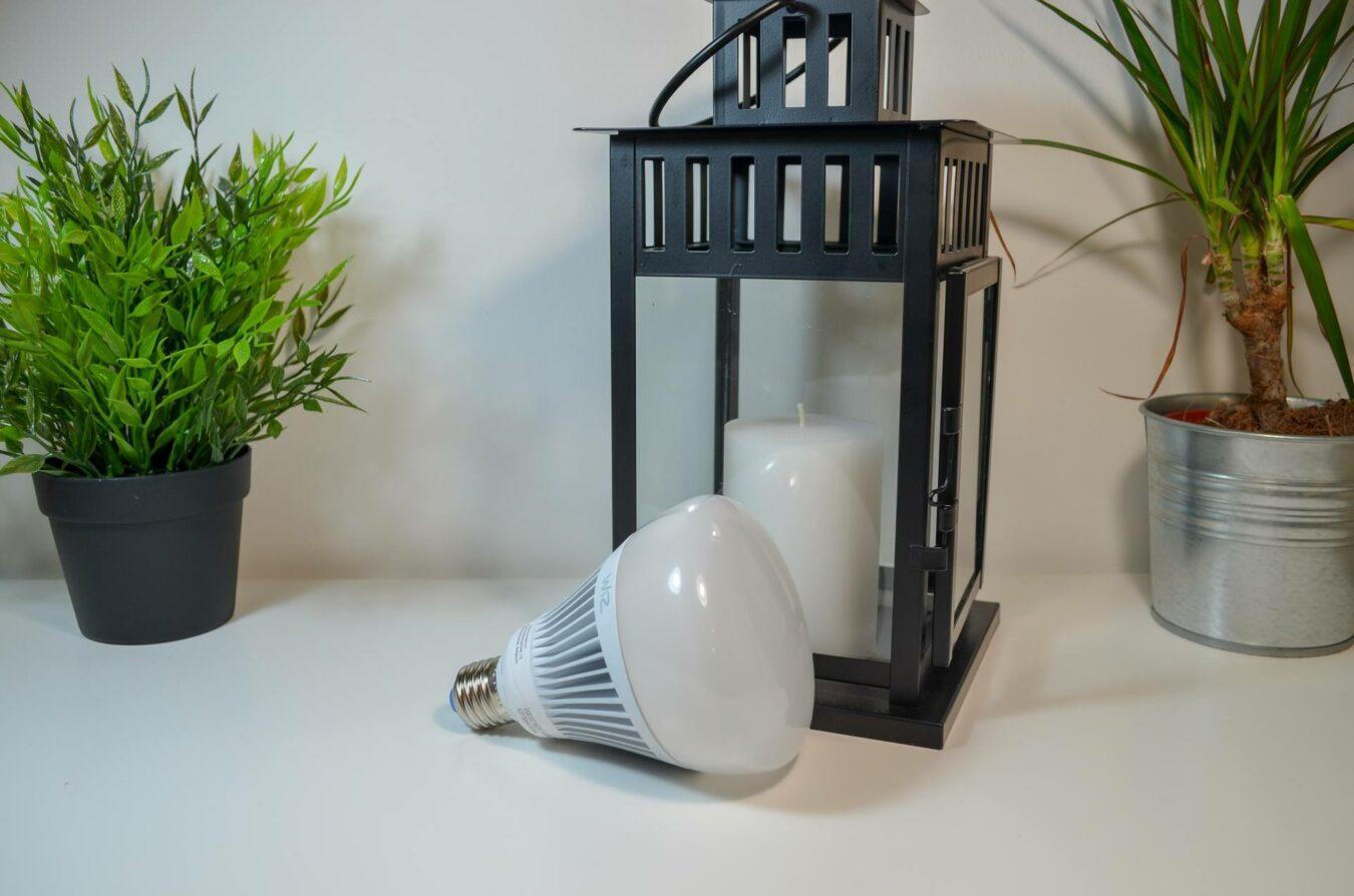 Photo of Test – WiZ G.E27 : Le gros modèle de l'ampoule connectée
