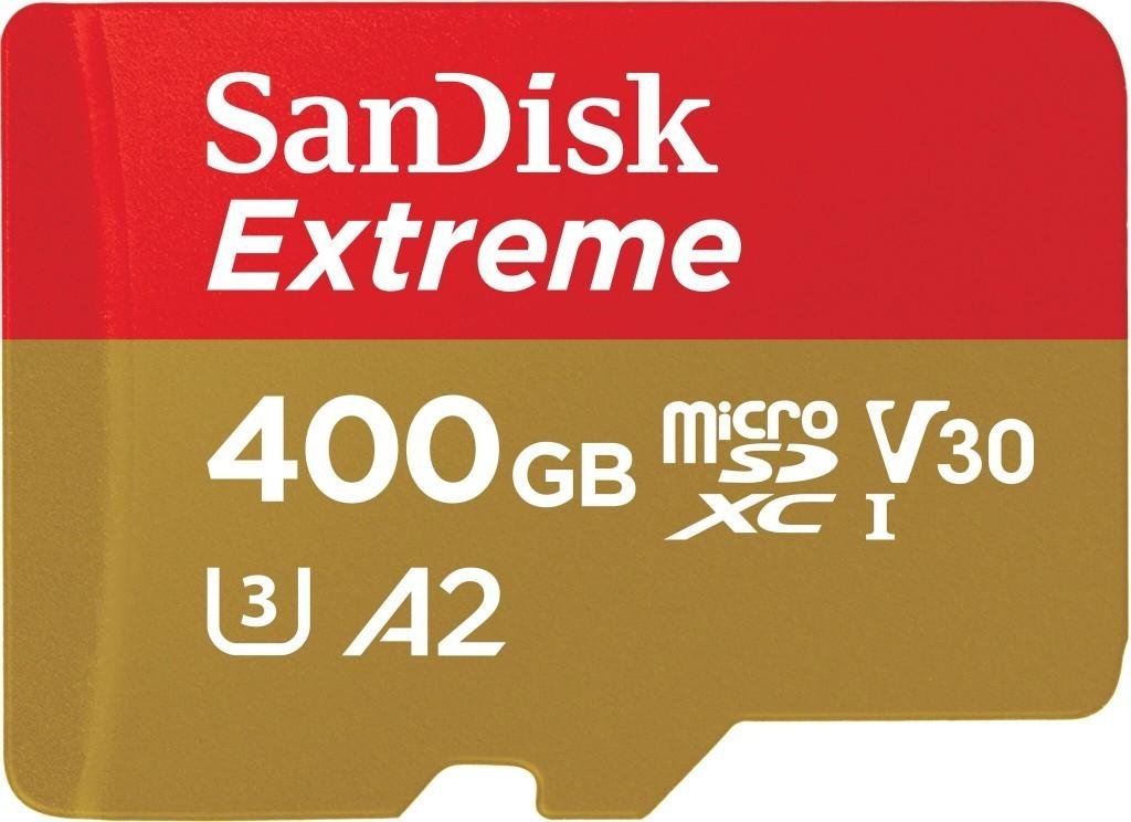 Photo de #MWC18 Western Digital lance la carte microSD UHS-I 400GB la plus rapide au monde