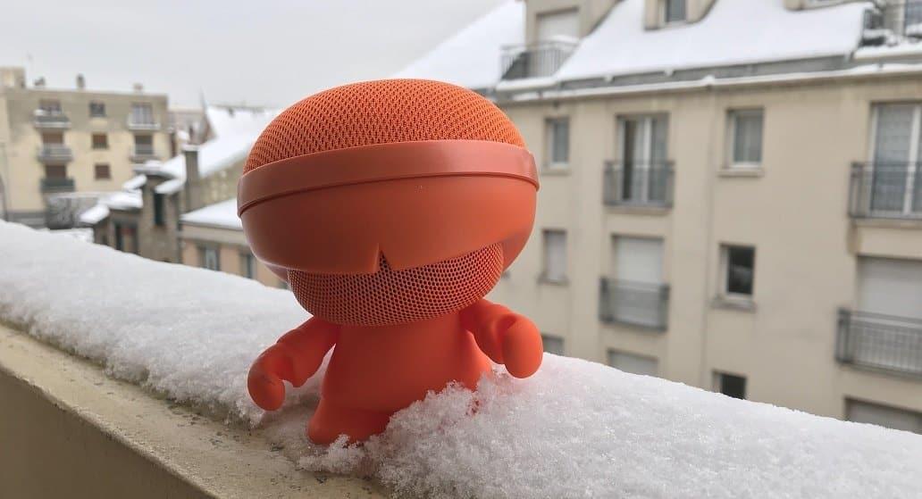 Photo de Test-  Xoopar Xboy : Un ami qui fait du bruit mais pas uniquement !