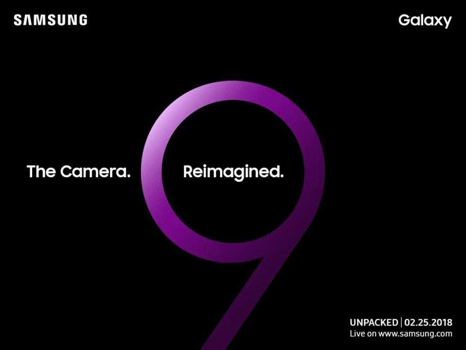 Photo de Samsung Galaxy S9 : Que sait-on à l'approche de l'annonce au MWC ?