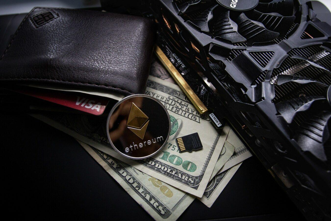Portefeuille crypto bitcoin cryptomonnaie