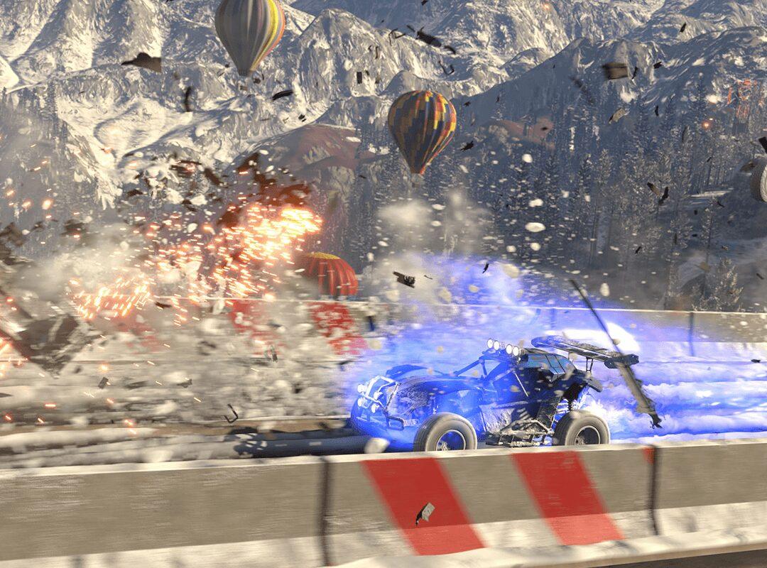 Photo de Onrush : Le prochain jeu de course aussi brutal et arcade que Burnout !