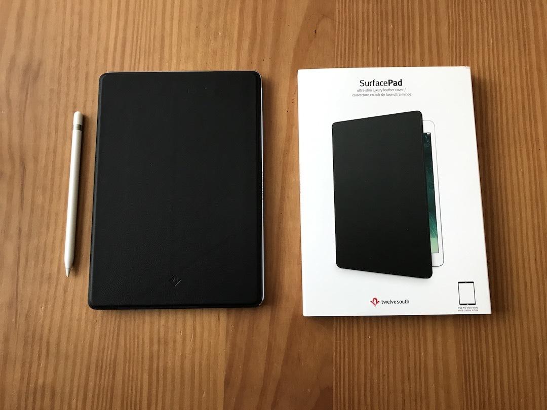 Photo de Test — SurfacePad, un superbe étui en cuir pour iPad Pro