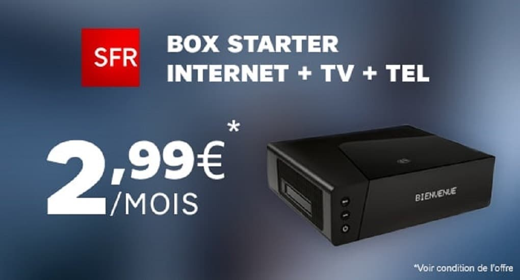 Photo de Une Box SFR à 2,99€ par mois ! Et des accessoires Gaming pour tous – Bons Plans Geek 22 Février