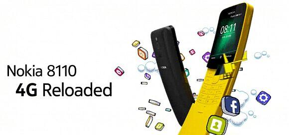 Photo de #MWC18 – Nokia fait revivre une légende, le 8810 is back!