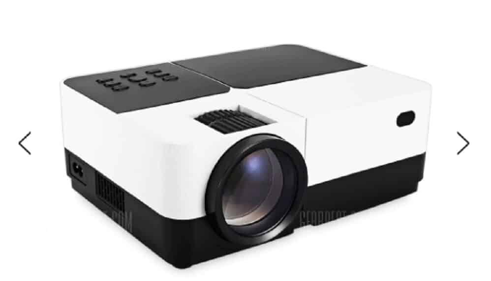 Photo de Le projecteur H2 LCD à 82€ et une console rétro sous la barre des 20€ – Bons Plans Geek 08 Février