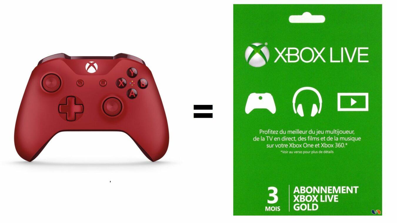 Photo de Profitez de 3 mois d'abonnement Xbox Live Gold offert – Bons plans 14 Février